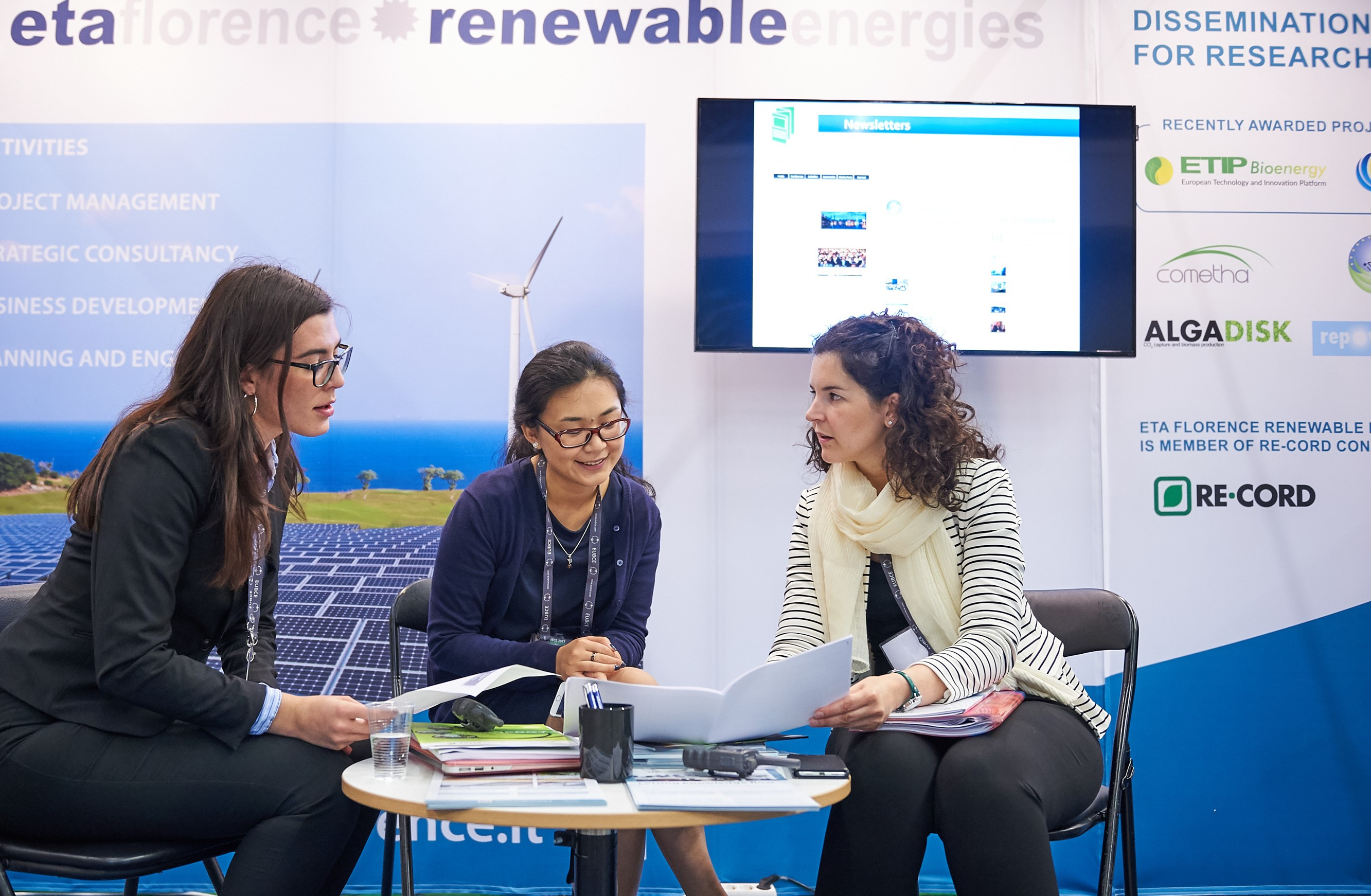 Stockholm, June 12-15 2017: 25th European Biomass Conference & Exhibition